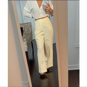 Vintage Yves Saint Laurent trousers